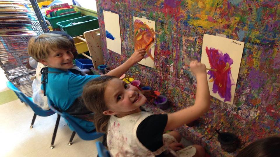 At Creative Kidz Arts & Academics Summer Camp, you'll find learning, fun, and friendship all rolled in to ONE!